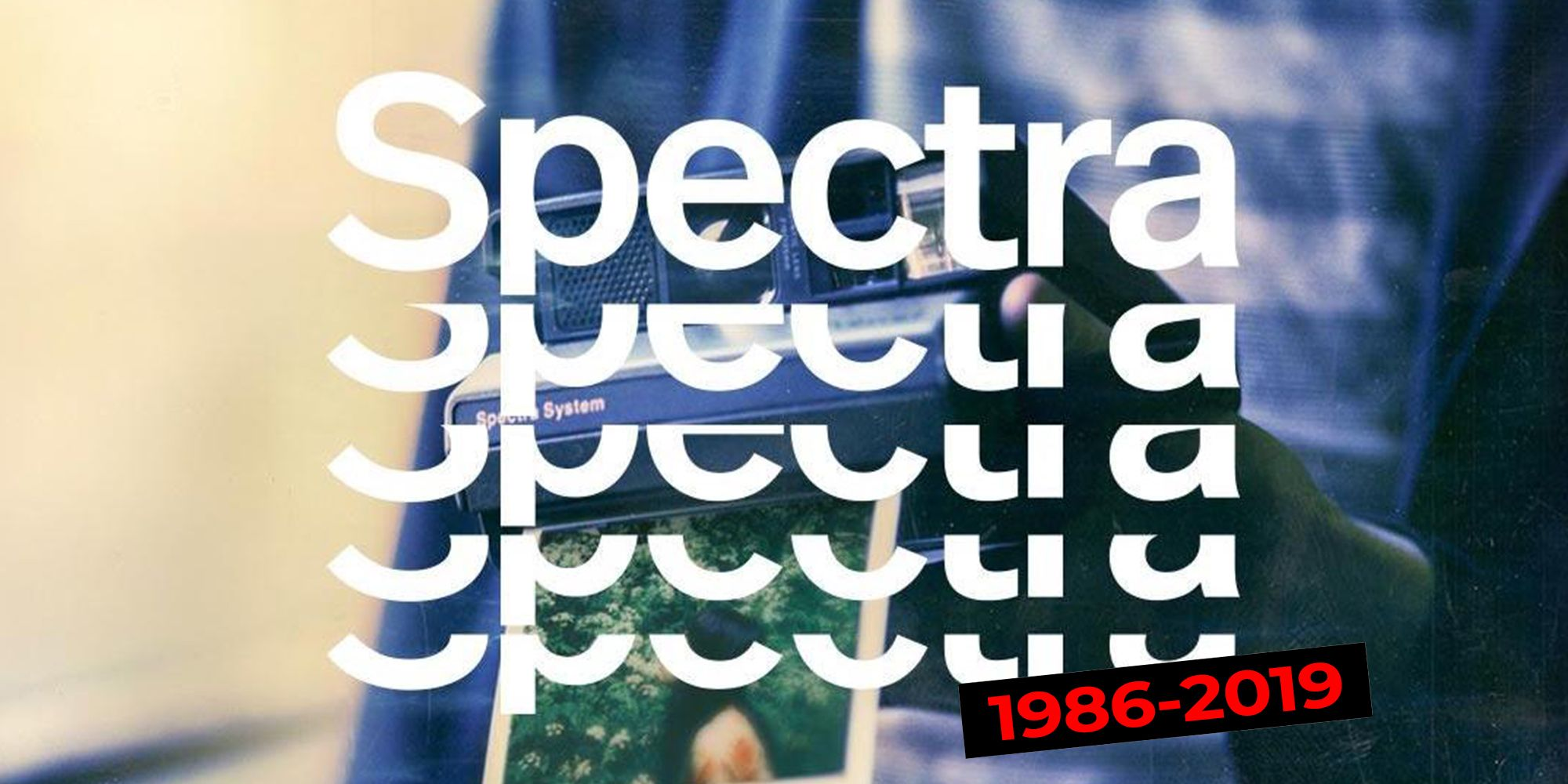 The end of Spectra film