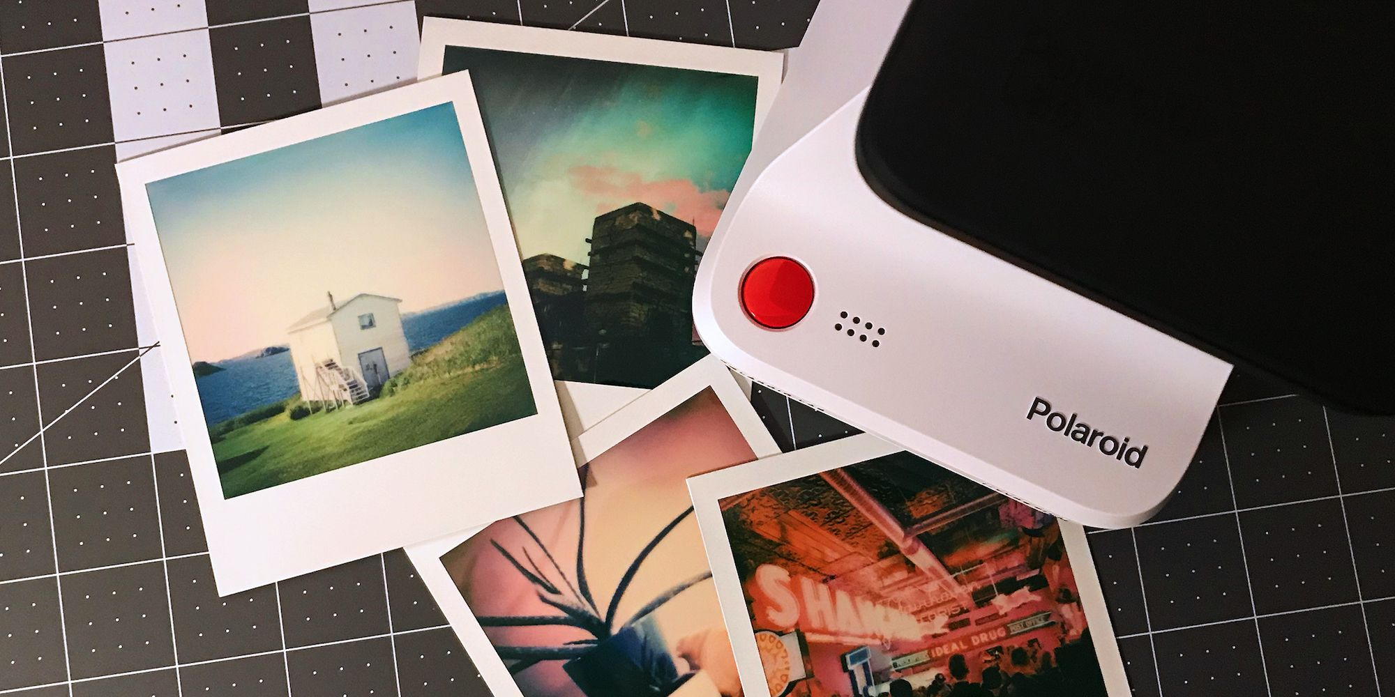 Review: The Polaroid Lab